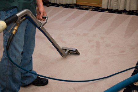 carpeted cleaning